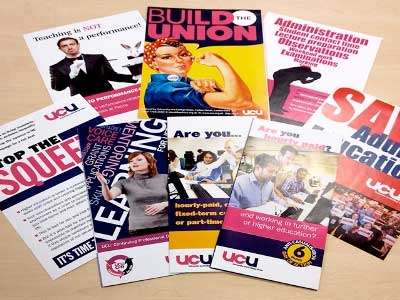 UCU publications